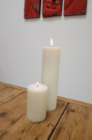 12 INCH and 5 INCH everlasting nylon church oil candles