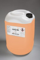 25 Ltr Drum of Amber Lamp Oil