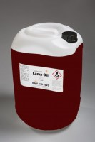 25 Ltr Drum of Burgundy Lamp Oil