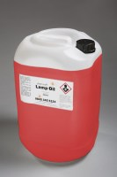 25 Ltr Drum of Red Lamp Oil