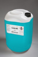 25 Ltr Drum of Turquoise Lamp Oil