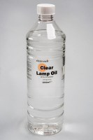 Case of 12 x 1 ltr Bottle Lamp Oil