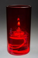 New York Red Oil Candle