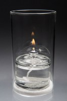 New York Clear Oil Candle