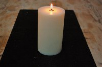 largewaxoilcandle