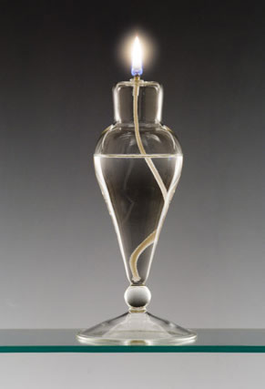 Roman Oil Candle