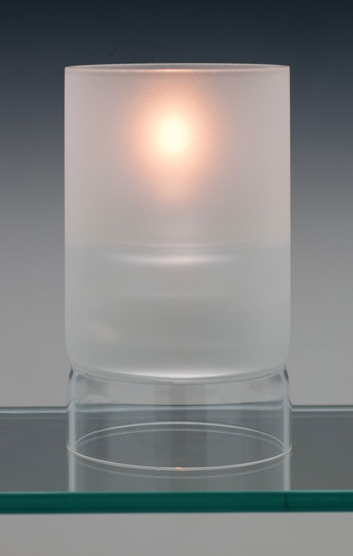 Stockholm Frosted Oil Candle